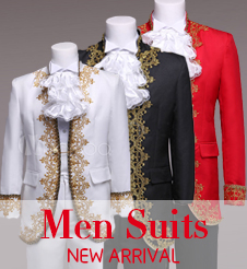 new arrival men suits